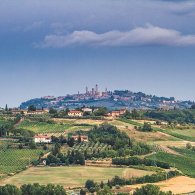 TIE THE KNOT IN THE MEDIEVAL MANHATTAN - SAN GIMIGNANO