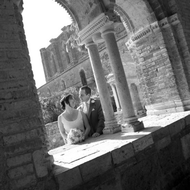 Raise the roof with a Tuscan wedding!