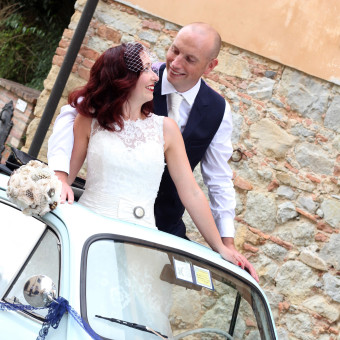 Kate and David, Villa Gambassi, 28th Sept 2013