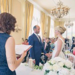 Villa marina italian wedding
