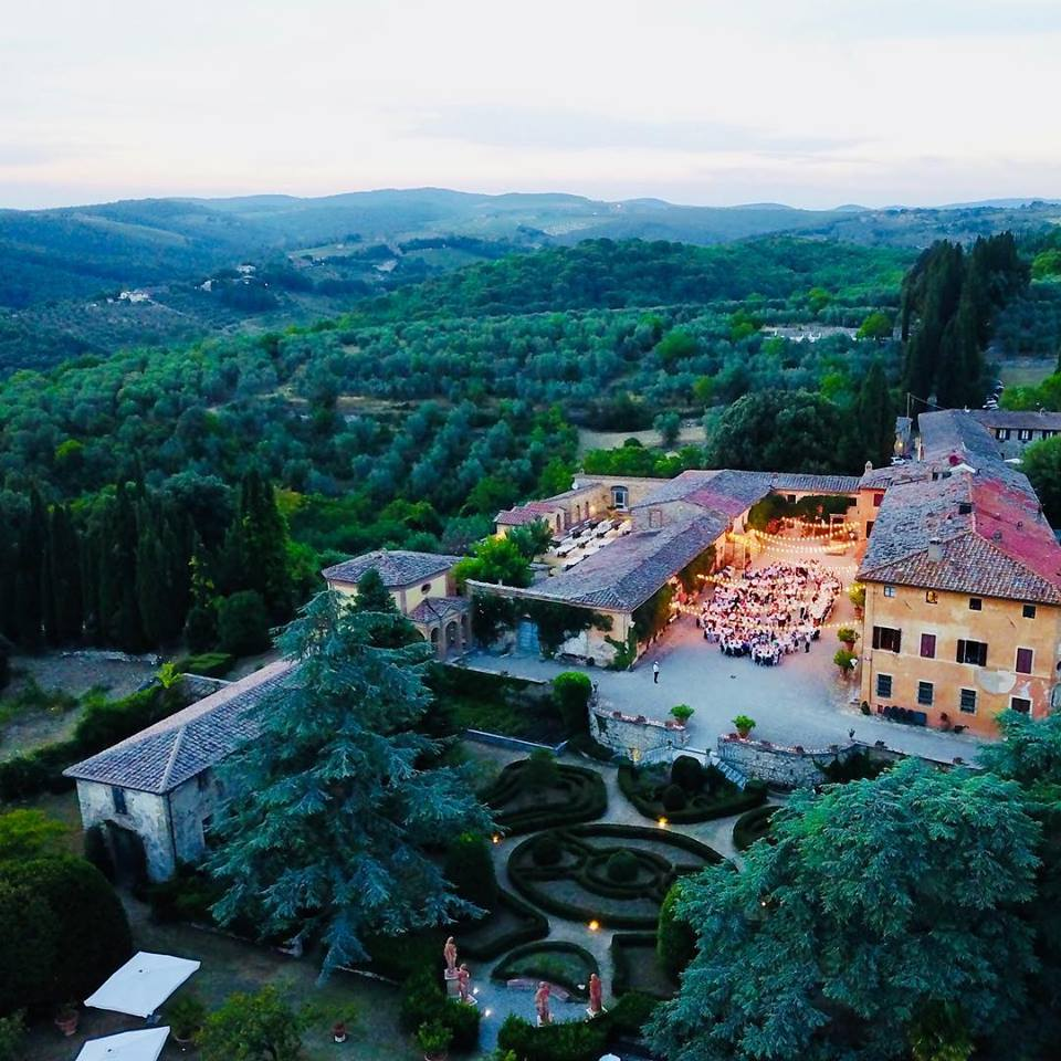 Real Weddings In Tuscany: Your Dream Wedding In Tuscany (Siena)