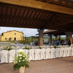 tie the knot in tuscany villa la cascina
