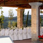 tuscany marriage villa la cascina