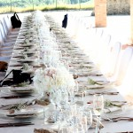 villa la cascina wedding decoration