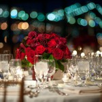 castle wedding tuscany Red rose and Italy, a fiery passionate connection