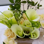 destination wedding tuscany calla lilies the magnificent beauty
