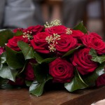 elopment tuscany Red rose and Italy, a fiery passionate connection