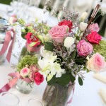 real life wedding tuscany Pink Rose Perfect happiness