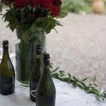 real life wedding tuscany Red rose and Italy, a fiery passionate connection