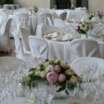 san gimignano wedding Peonies Bashful allure
