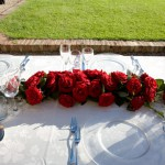 san gimignano wedding Red rose and Italy, a fiery passionate connection