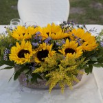 tuscany wedding Sunflower Sunshine adoration