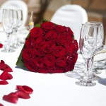 tuscany wedding planner Red rose and Italy, a fiery passionate connection