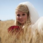 wedding ceremony in tuscany Wheat Prosperity in a grain