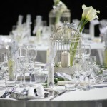 wedding reception in tuscany calla lilies the magnificent beauty