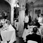 wedding reception in tuscany food and wedding