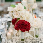 wedding villa tuscany Red rose and Italy, a fiery passionate connection