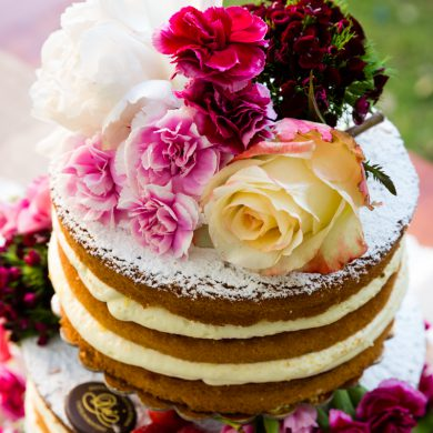 Cake delicious… Good things come to those who wait!