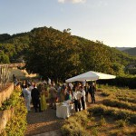 Villa Marco blessing in Tuscany