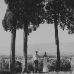 Villa Marco get married in Tuscany