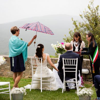 Italian superstitions at wedding