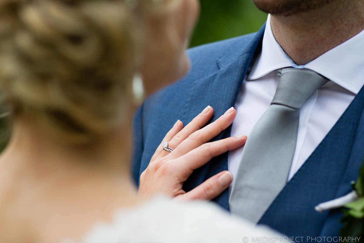 The Origin Of Wedding Rings Ceremony In Tuscany