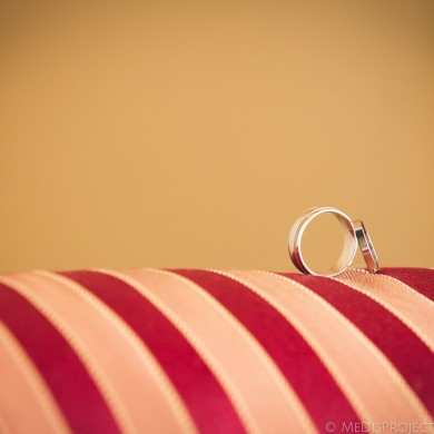 Why Wedding rings are worn on the ring finger