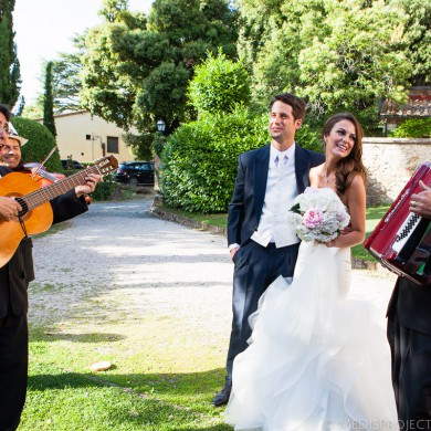 5 Reasons to Choose Tuscany as your Wedding Destination
