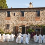 Villa Sieci : Wedding reception in Tuscany