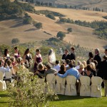 Casa Pienza siena civil wedding