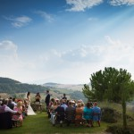 Casa Pienza tuscan marriage