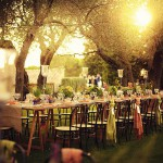 Casa Pienza tuscan wedding food
