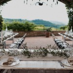 Borgo Barberino reception in Tuscany