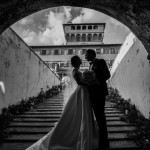 Villa Alexandra get married in tuscany